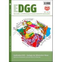 GeoDresden 2009 - Geologie der Böhmischen Masse – Regionale und angewandte Geowissenschaften in Mitteleuropa - 160. Jahrestagung Deutsche Gesellschaft für Geowissenschaften Dresden, 30.09.-02.10.2009