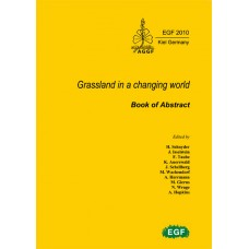 Grassland in a changing world - Book of Abstract