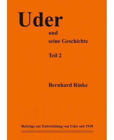 Uder und seine Geschichte - Teil 2