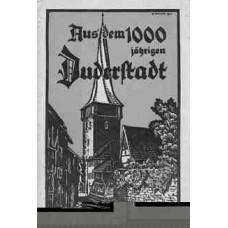 Aus dem tausendjährigen Duderstadt