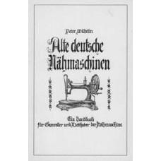 Alte deutsche Nähmaschinen