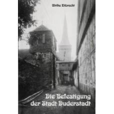 Die Befestigung der Stadt Duderstadt