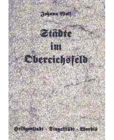 Städte im Obereichsfeld