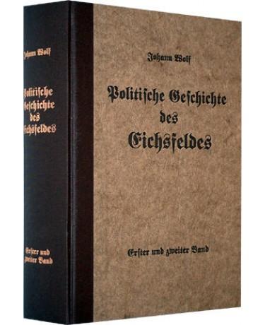 Politische Geschichte des Eichsfeldes