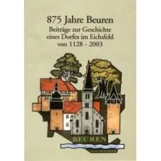 875 Jahre Beuren