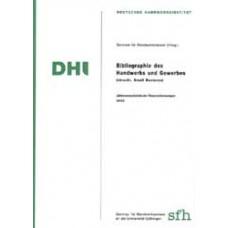 Bibliographie des Handwerks und Gewerbes 2003 (einschl. Small Business)