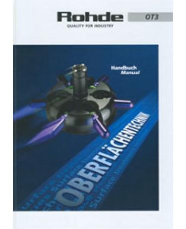 Handbuch Oberflächentechnik OT3