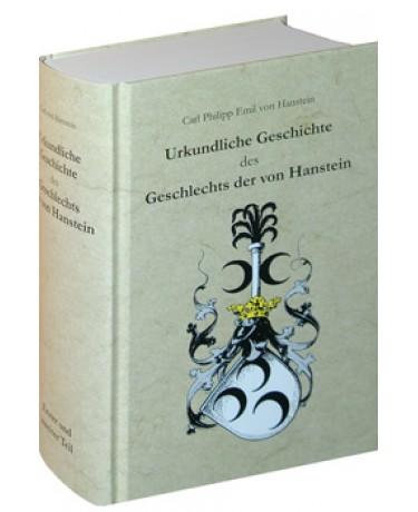 Urkundliche Geschichte des Geschlechts der von Hanstein im Eichsfeld