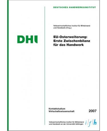 EU-Osterweiterung: Erste Zwischenbilanz für das Handwerk