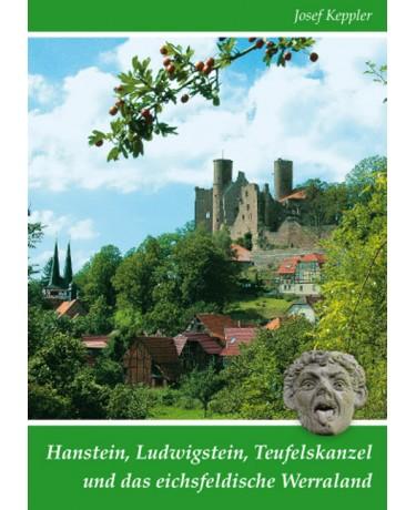 E-Book: Hanstein, Ludwigstein, Teufelskanzel und das eichsfeldische Werraland