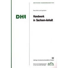 Handwerk in Sachsen-Anhalt