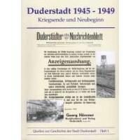 Duderstadt 1945-1949