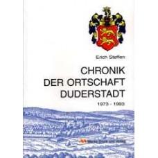 Chronik der Ortschaft Duderstadt 1973 - 1993