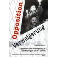 E-Book: Opposition und Verweigerung in Nordthüringen (1976-1989)
