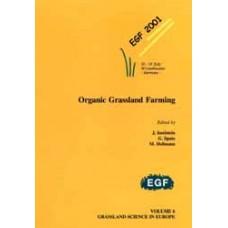 Organic Grassland Farming - Tagungsband der EGF 2001