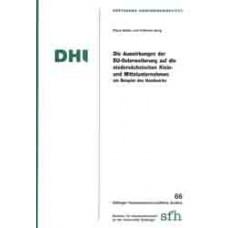 Die Auswirkungen der EU-Osterweiterung auf die niedersächsischen Klein- und Mittelunternehmen am Beispiel des Handwerks
