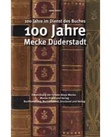 100 Jahre im Dienst des Buches