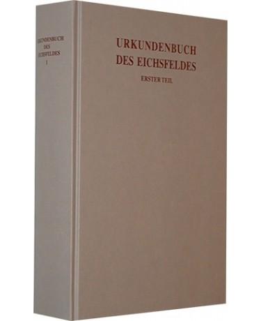 Urkundenbuch des Eichsfeldes, Teil 1