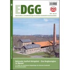 Nationaler GeoPark Ruhrgebiet - Eine Bergbauregion im Wandel - Tagungspublikation zum 25. Treffen des Arbeitskreises Bergbaufolgen der Deutschen Gesellschaft für Geowissenschaften am 04. - 07. Juni 2009 in Witten