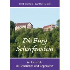 E-Book: Die Burg Scharfenstein im Eichsfeld in Geschichte und Gegenwart