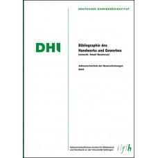 Bibliografie des Handwerks und Gewerbes 2009 (Einschließlich Small Business)