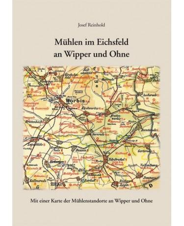 E-Book: Mühlen im Eichsfeld an Wipper und Ohne