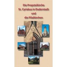 Die Propsteikirche St. Cyriakus in Duderstadt und die Filialkirchen