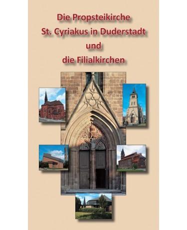E-Book: Die Propsteikirche St. Cyriakus in Duderstadt und die Filialkirchen