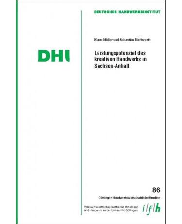 Leistungspotenzial des kreativen Handwerks in Sachsen-Anhalt