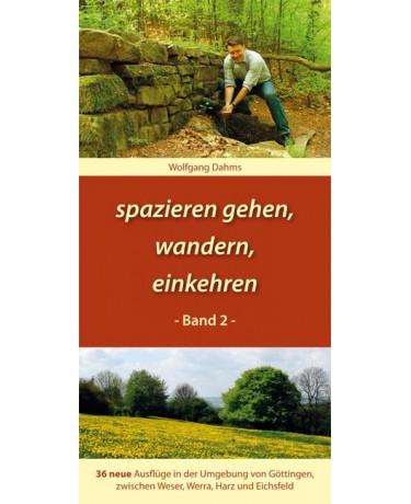 E-Book: spazieren gehen, wandern, einkehren - Band 2