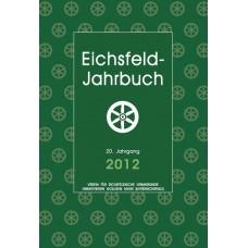 Eichsfeld-Jahrbuch 2012