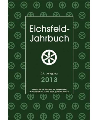 Eichsfeld-Jahrbuch 2013