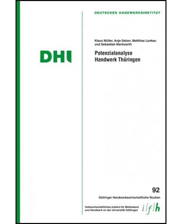 Potenzialanalyse Handwerk Thüringen