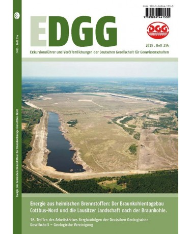 Energie aus heimischen Brennstoffen: Der Braunkohlentagebau Cottbus-Nord und die Lausitzer Landschaft nach der Braunkohle