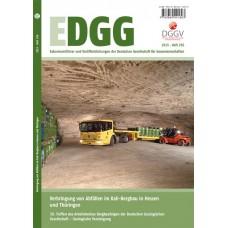 Verbringung von Abfällen im Kali-Bergbau in Hessen und Thüringen
