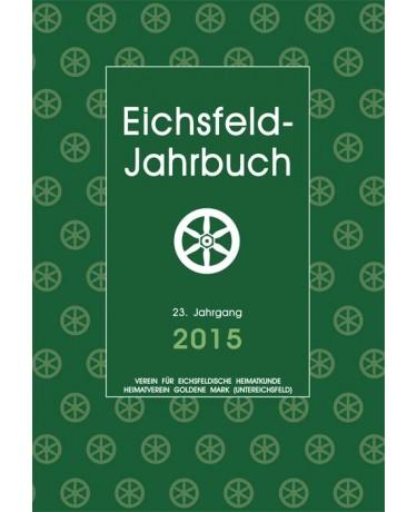 Eichsfeld-Jahrbuch 2015