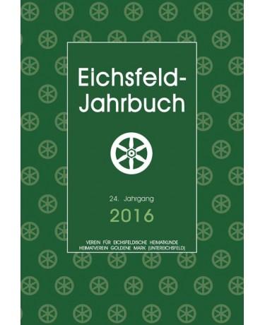 Eichsfeld-Jahrbuch 2016