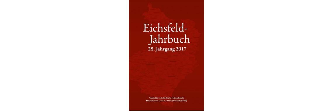 Eichsfeld-Jahrbuch 2017
