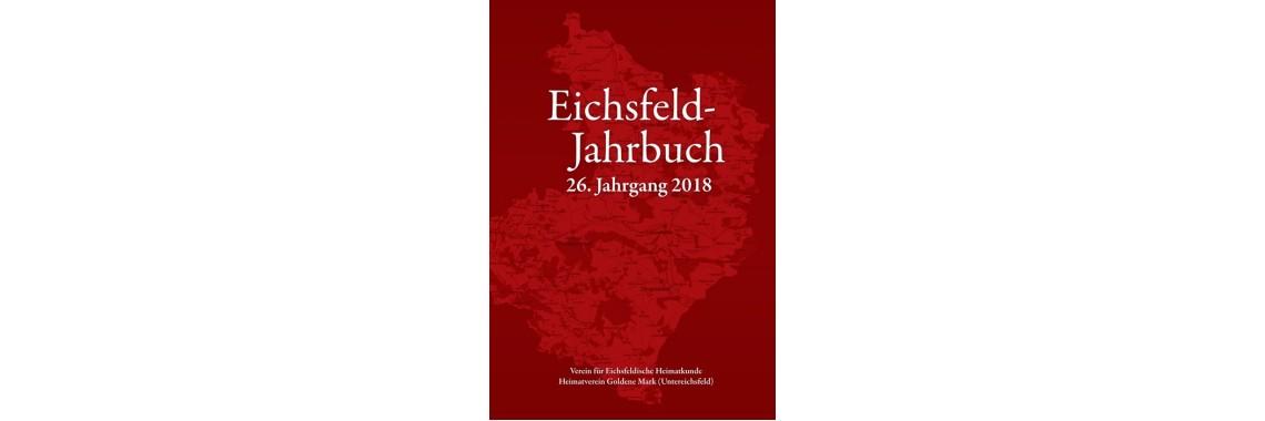 Eichsfeld-Jahrbuch 2018