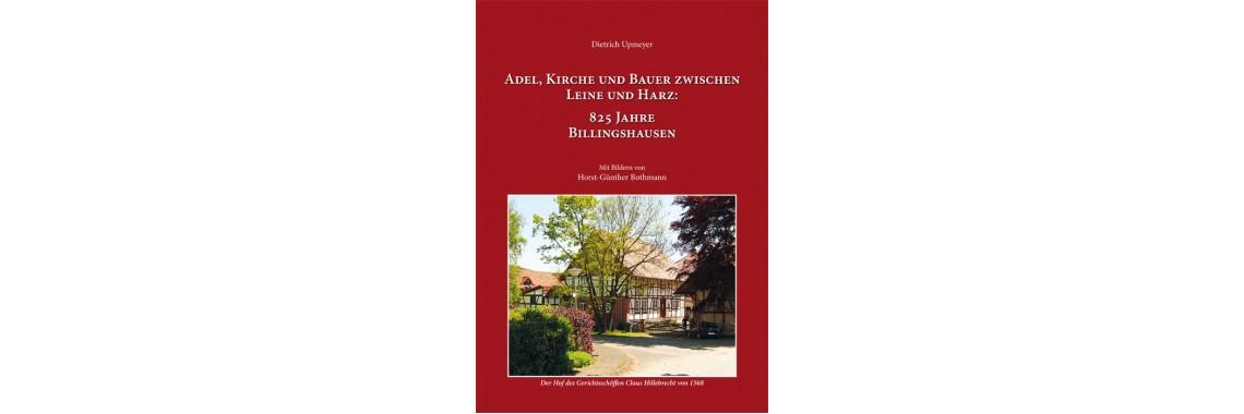 825 Jahre Billingshausen