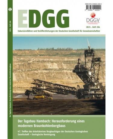 Der Tagebau Hambach: Herausforderung eines modernen Braunkohlenbergbaus