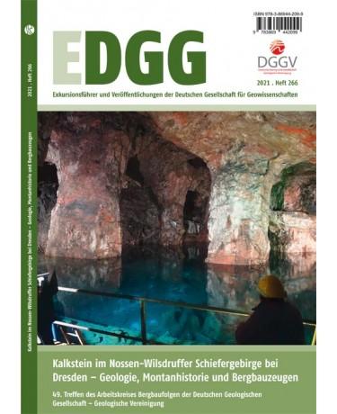 Kalkstein im Nossen-Wilsdruffer Schiefergebirge bei Dresden – Geologie, Montanhistorie und Bergbauzeugen