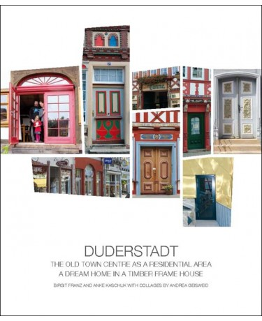 DUDERSTADT  –  The old town centre as a residential area –