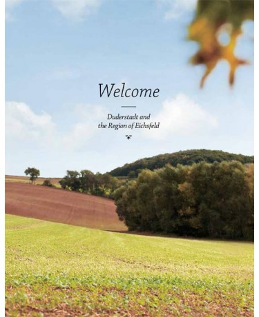 Welcome - Duderstadt and the Region of Eichsfeld