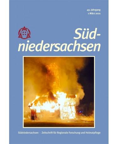 Südniedersachsen (Vierteljahreszeitschrift, Heft 1/2021)