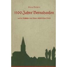 Elfhundert Jahre Bernshausen