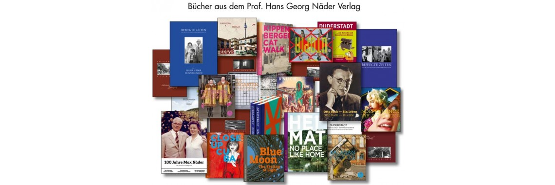 Bücher aus dem Prof. Hans Georg Näder Verlag
