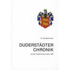 Duderstädter Chronik