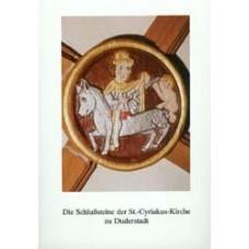 Die Schlußsteine der St.-Cyriakus-Kirche zu Duderstadt