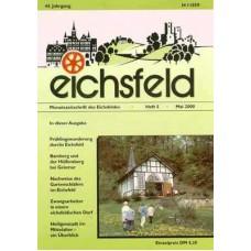 Eichsfelder Heimatzeitschrift, Heft 5, Mai 2000